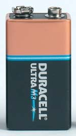 BATTERIES - DURACELL ULTRA M3 - Site Safety