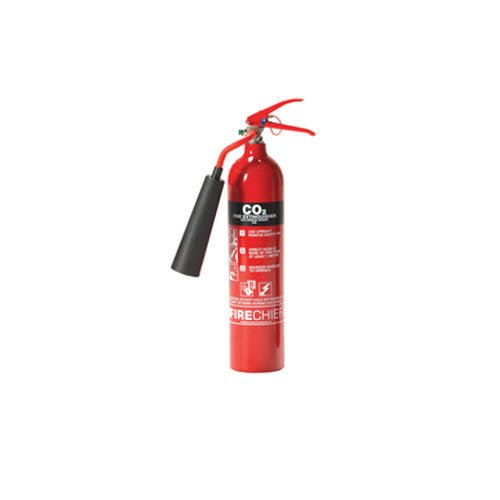 Non-toxic Carbon Dioxide Fire Extinguisher - Fire Safety Equipment