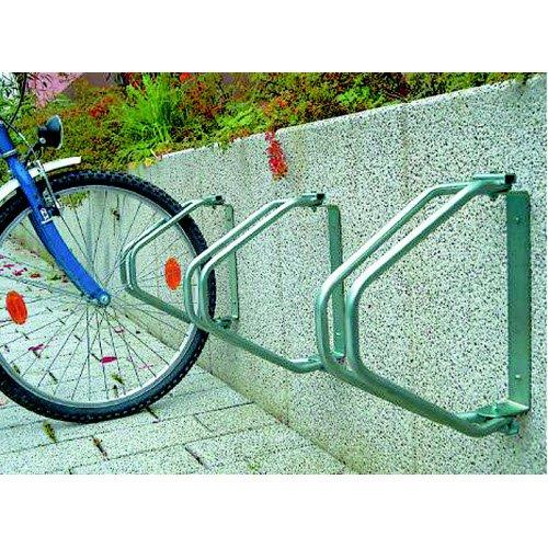 Compact Wall-Mounted Bicycle Racks - Traffic Control