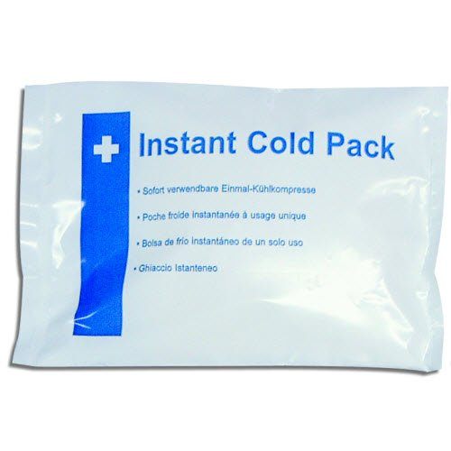 Crushable Instant Cold Pack - Cheap First Aid Kits & Supplies