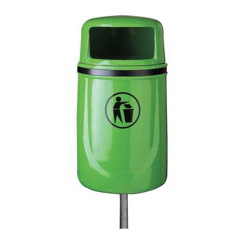 Durable, Sturdy 2m Post for Osprey Litter Bins - Outdoor Bins