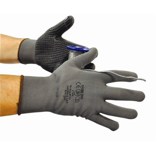 Polyco Matrix® seamless D-grip gloves - Personal Protective Equipment (PPE)