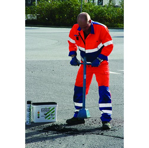 INSTANT AND QUICK DRYING POTHOLE REPAIR - Site Safety