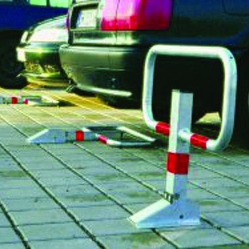 Commander Drop Down Frame Post - Parking Permits & Barriers