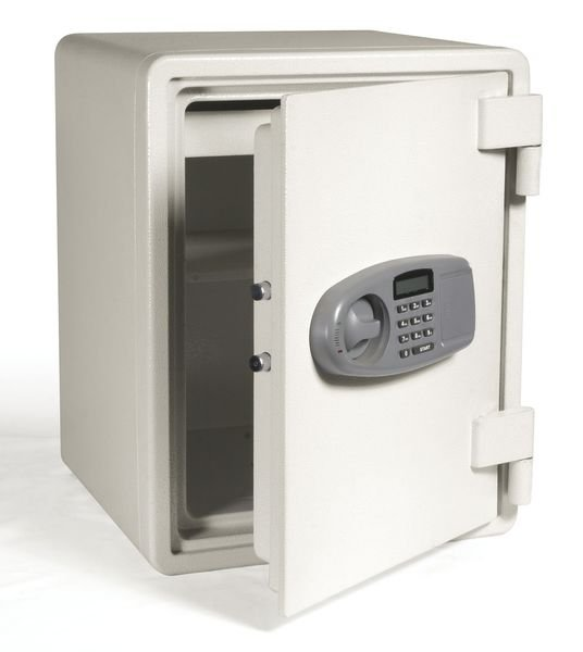 FIRE-RESISTANT SECURITY SAFES
