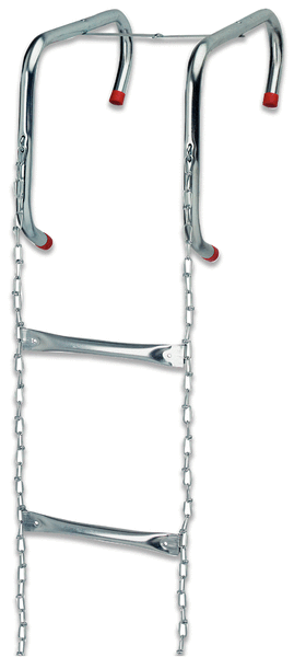 Lightweight, rapid deploy escape ladders - Fire Safety Products