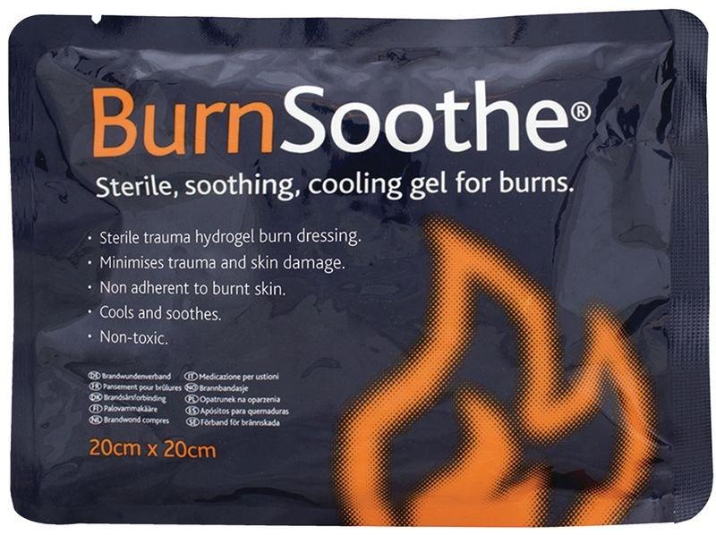 BurnSoothe Burn Dressings