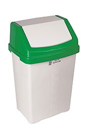 Colour Coded Waste Management Swing Bins - Waste Bins