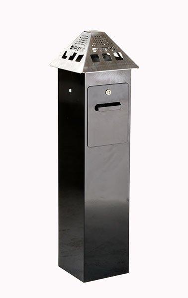 Sentinel External Cigarette Bins - Waste Bins