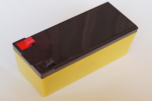 safety equipment battery