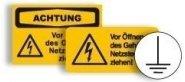 Elektrokennzeichnung
