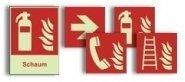 Brandschutzzeichen neue ASR A1.3, EN ISO 7010