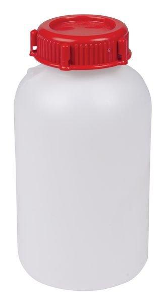 Universal-Weithalsflaschen, plombierbar