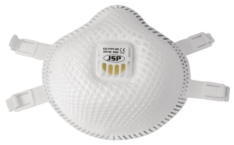 JSP® Einweg-Halbmasken mit Gitterstruktur, FFP3, EN 149