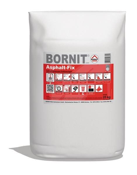 BORNIT® Reparatur-Kaltmischgut, für Asphalt und Beton