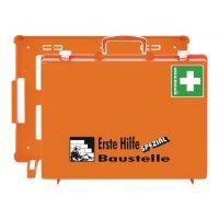 """SÖHNGEN Erste-Hilfe-Koffer """"Spezial"""" und Nachfüllpackungen für Baustelle, DIN 13157"""
