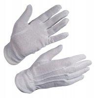 Baumwoll-Handschuhe, Feingriff