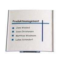 Türschilder - Clic-Design-Beschilderungssysteme