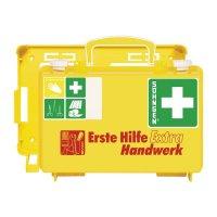 """SÖHNGEN Erste-Hilfe-Koffer """"Extra"""" für Handwerk, DIN 13157"""