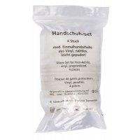 Handschuh-Set - Erste-Hilfe-Nachfüllmaterialien