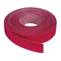 Kabelbinder, farbig aus Klettmaterial