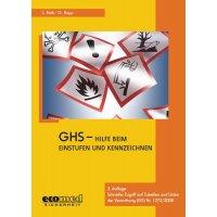 GHS-Hilfe beim Einstufen und Kennzeichnen – Gefahrstoffliteratur
