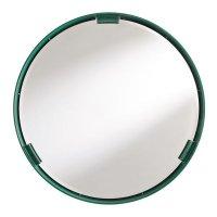 PREMIUM Außenspiegel mit farbigem Rahmen, rund