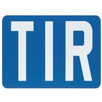 TIR-Schilder - LKW-Warnmarkierungen für den Transport