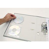 CD-/DVD-Taschen, selbstklebend