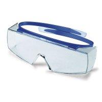 uvex Schutzbrillen für Besucher mit flexiblen Bügeln