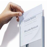 Papiereinlagen für Click Sign-Türschilder