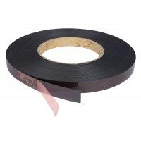 Magnetbänder, selbstklebend, auf Rolle, extra stark