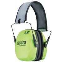 Honeywell Kapselgehörschützer Neon - 32/34 dB Gehörschutz