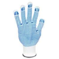 Schutzhandschuhe, mit Noppen