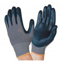 Nitril-Handschuhe, fettresistent