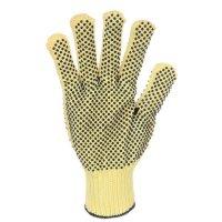 Kevlar-Schnittschutz-Handschuhe, genoppt