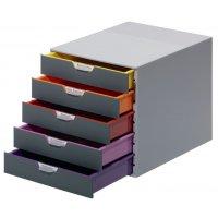 Multicolor-Schubladenboxen