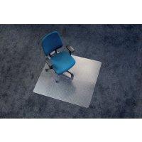 Bürostuhlunterlagen, naturschonend, geruchsneutral, rechteckig