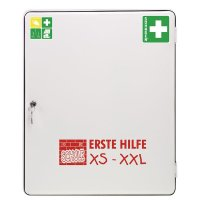 SÖHNGEN Erste-Hilfe-Schrank Schule XS-XXL