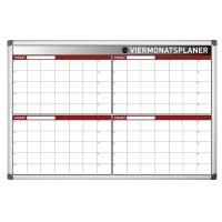 BI-OFFICE 4-Monatsplaner - Magnetische Planungstafeln