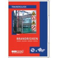 """Handbuch und CD-ROM """"Brandrisiken"""" für Arbeitssicherheit und Gesundheitsschutz"""