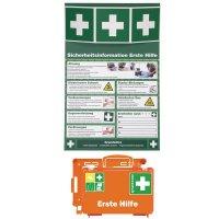Erste-Hilfe Notfall-Sets, DIN 13157