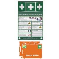 Erste-Hilfe Notfall-Sets, DIN 13169