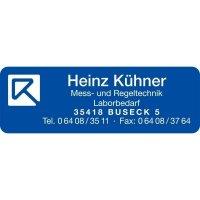 Rollen-Etiketten mit Text und Logo nach Wunsch, rechteckig, PVC-Folie