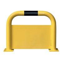 Stahl-Rammschutz-Bügel mit Unterfahrschutz