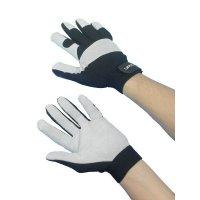 Rindspaltleder-Handschuhe, passgerecht