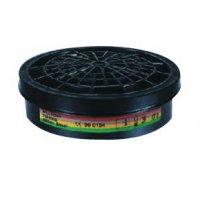 Filter für Honeywell Doppelfilter-Halbmasken mit Einrastfunktion, EN 140
