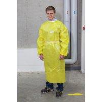 Chemie-Schutzkleidung, Schürze und Ärmelschürze