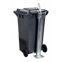 Ständer für Wertstofftonnen - Mülltonnen-Zubehör