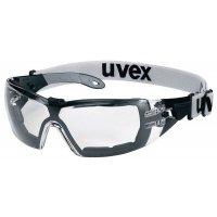 uvex Sportschutzbrillen, mit Innenpolster, Klasse FS